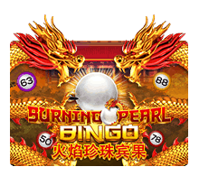 Burning Pearl Bingo